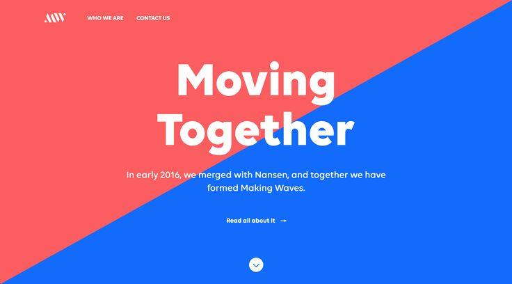 Vi har slått oss sammen med Nansen og skaper et nytt Making Waves.