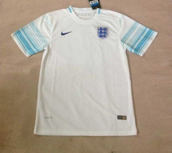 Camisas da Inglaterra 2016 Nike Eurocopa