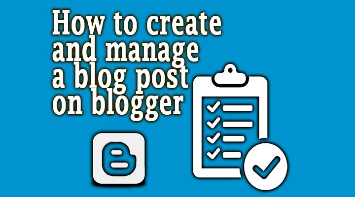 how to create and mantain a blog If you create some simple video content to supplement your blog posts you will find that you attract a lot more views and, generally speaking, the stuff long content has been working for years one of the first posts i ever wrote on this site was several thousand words on how to sell a blog which, thanks to.