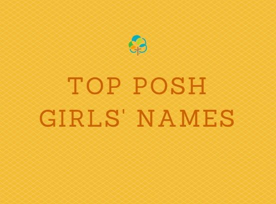 You won't believe these top posh names | BabyCentre Blog