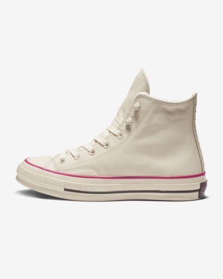 f2f9dc3b10f7 Converse Chuck 70 Street Warmer Leather High Top Boot Women s Shoe ...