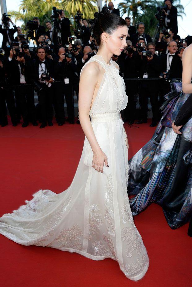 #RooneyMara in #Rochas - 'Carol' Cannes Film Festival Premiere