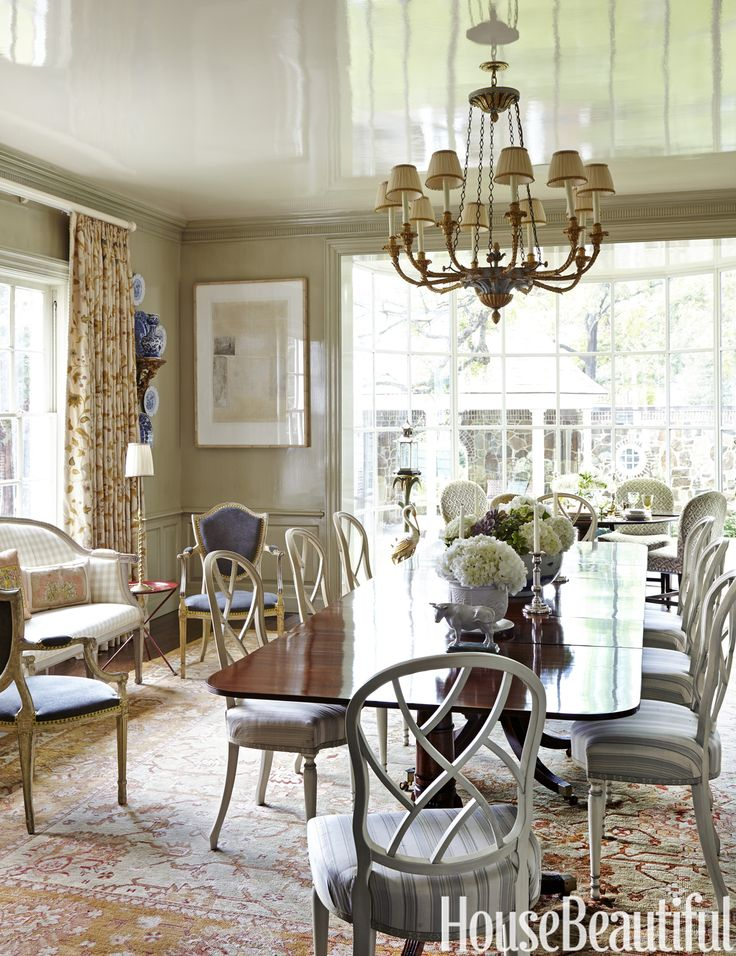 House Beautiful Dining Rooms 618 best dining rooms rugs images on pinterest | formal dining
