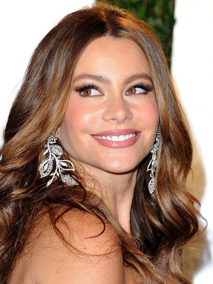 Sofia Vergara - I think she is absolutely gorgeous! She is this generation's Raquel Welch.