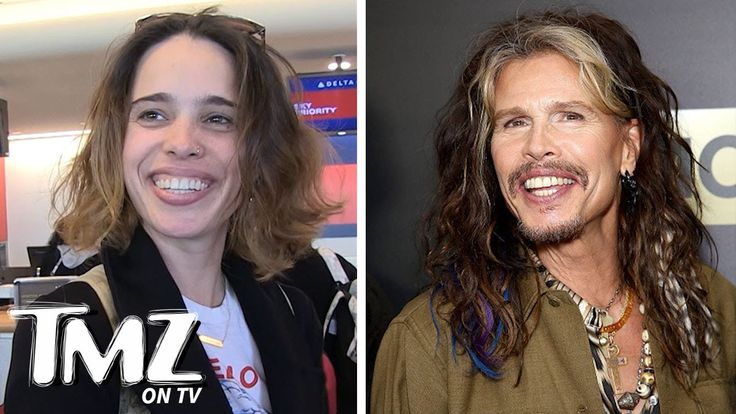 Steven Tyler Has Some Very Strong Genes! | TMZ TV - YouTube
