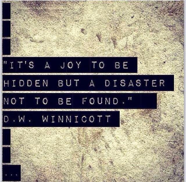 Donald Winnicott Quotes Donald Woods Winnicott