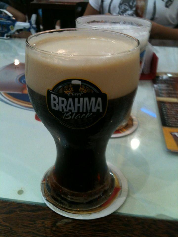 Quiosque Brahma!