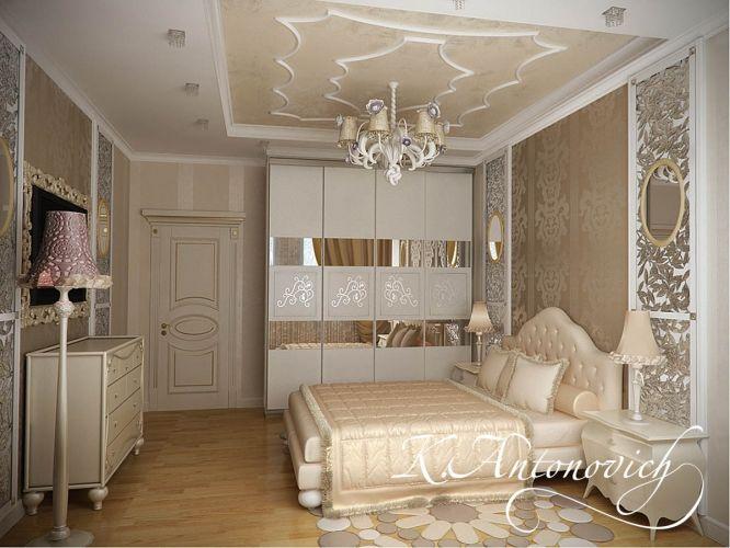 Осташковская – элитный дизайн квартир от Antonovich Design