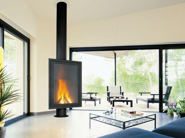 Au Foyer Décor Valenciennes : Les meilleures idées de la catégorie cheminée centrale