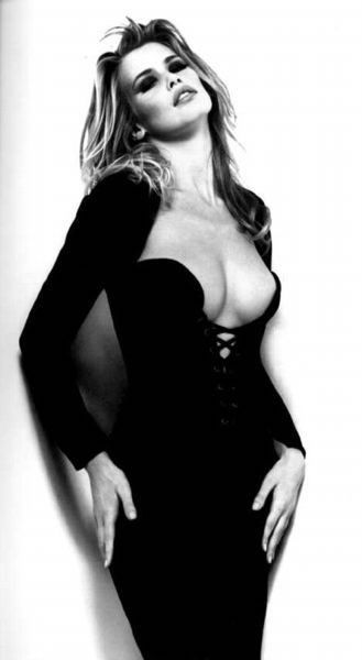 Model Behaviour! Claudia Schiffer