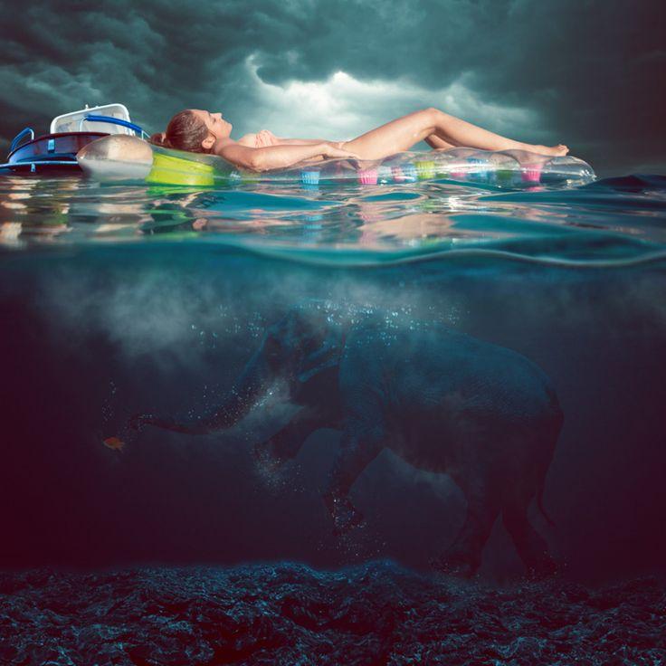Keep Calm And Dream On - Carasdesign.com | World of Realistic Composition