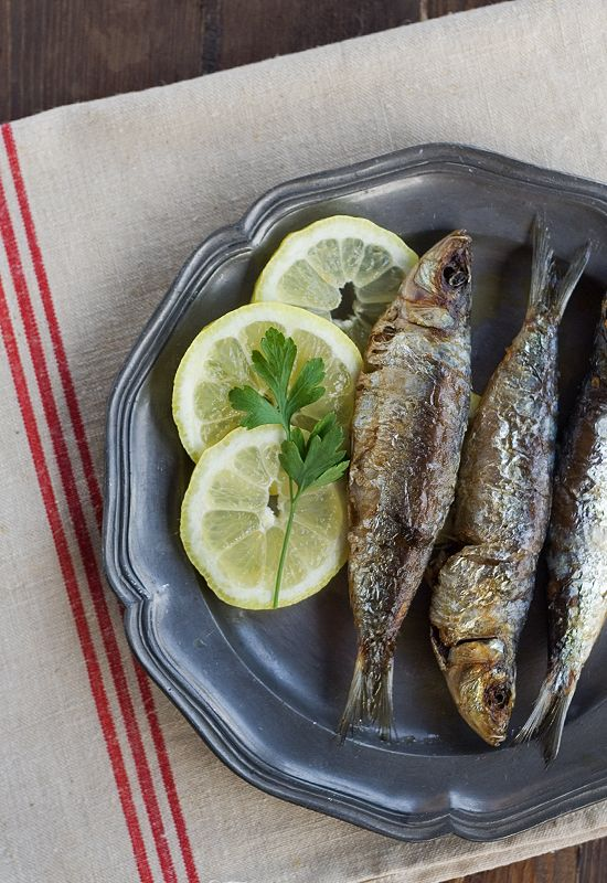 Fried #sardines by Uno de Dos
