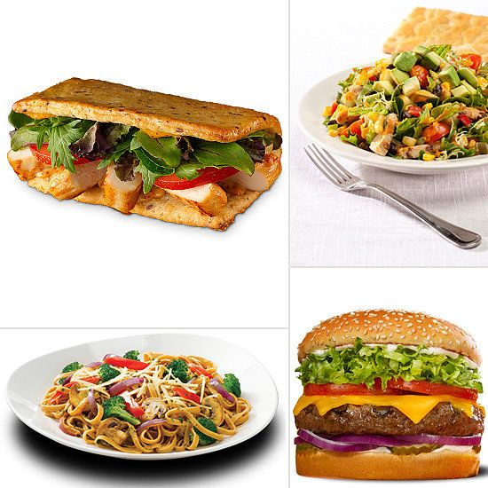 Fast Food Places With Low Carb Choices