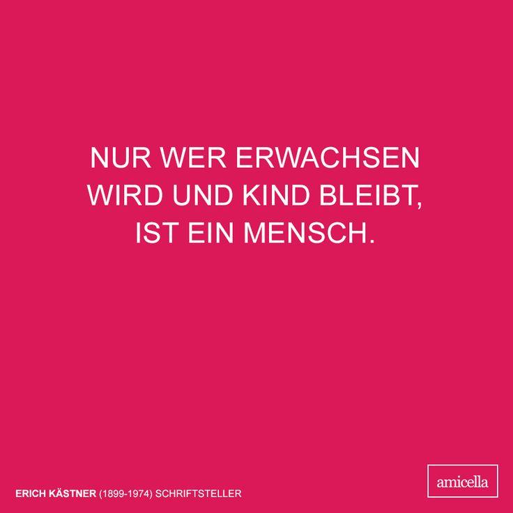 Emejing Sprüche Von Erich Kästner Pictures - Ideas & Design ...