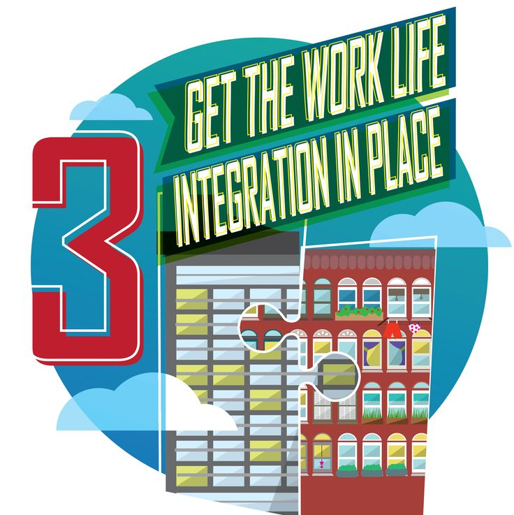 WorkLifeIntegration By Noa Ward