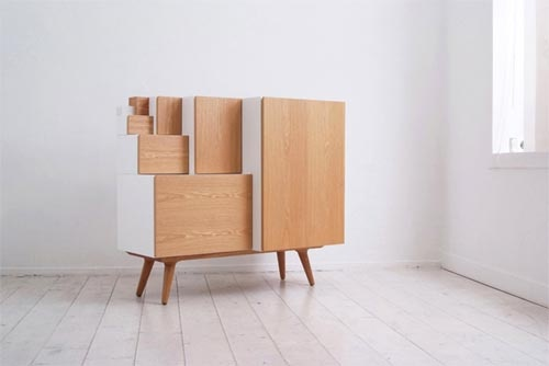 The An Furniture collection by KAMKAM