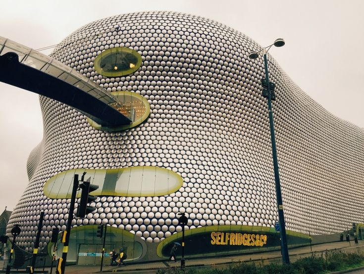 Actually, they don't sell fridges #Birmingham