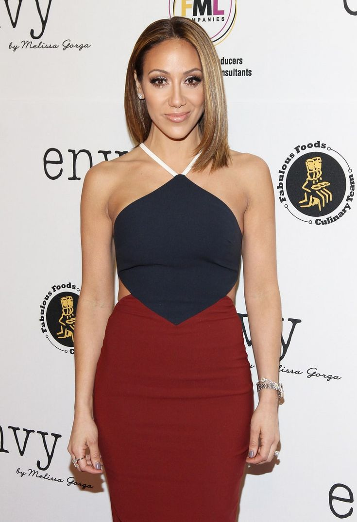 Real Housewives of New Jersey's Melissa Gorga debuted a lob at the opening of her clothing store, Envy by Melissa Gorga, on Jan. 14. See the haircut!
