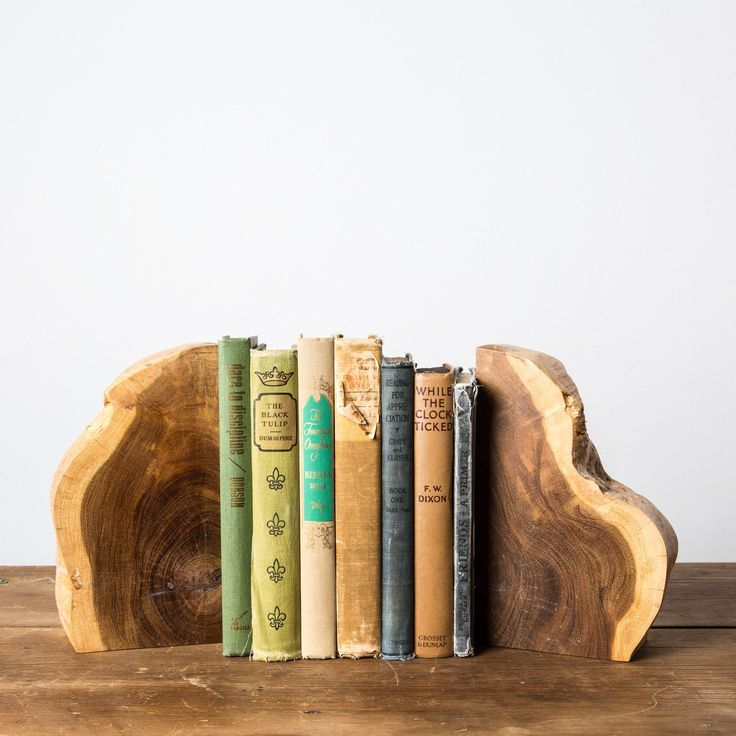 Set Of Cacao Bookends