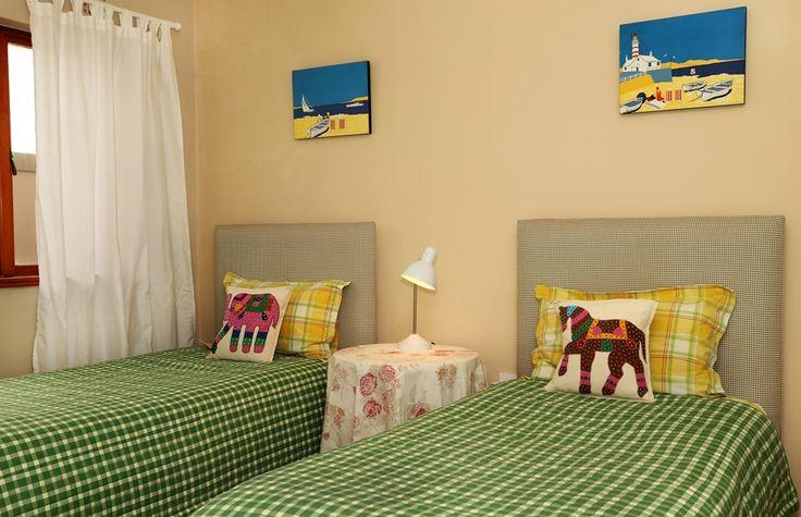 183 on 6th Street: Bedroom 4.   FIREFLYvillas, Hermanus, 7200 @fireflyvillas ,bookings@fireflyvillas.com,  #183on6thStreet #FIREFLYvillas #HermanusAccommodation