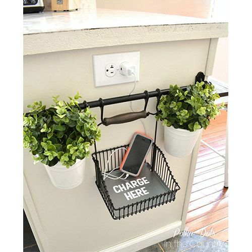 "<a href=""http://www.hometalk.com/8447440/diy-charging-station-using-ikea-s-fintorp-system?utm_medium=facebook&utm_campaign=featured"" target=""_blank""><b>Hometalk</b></a>…<b>When you visit Hometalk…you are going to find a super simple IKEA Hack that just about everyone could use in their life…It's a DIY Charging Station and the How To is waiting for you!  Looks great to and very budget friendly!</b>"