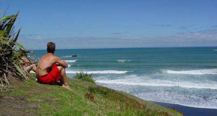 Sun, sand & surf - a wonderful New Zealand experience