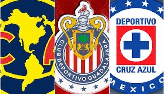 América anuncia horarios de juegos contra Chivas y Cruz Azul