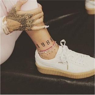 ayak bileği yazı dövmeleri - Google'da Ara