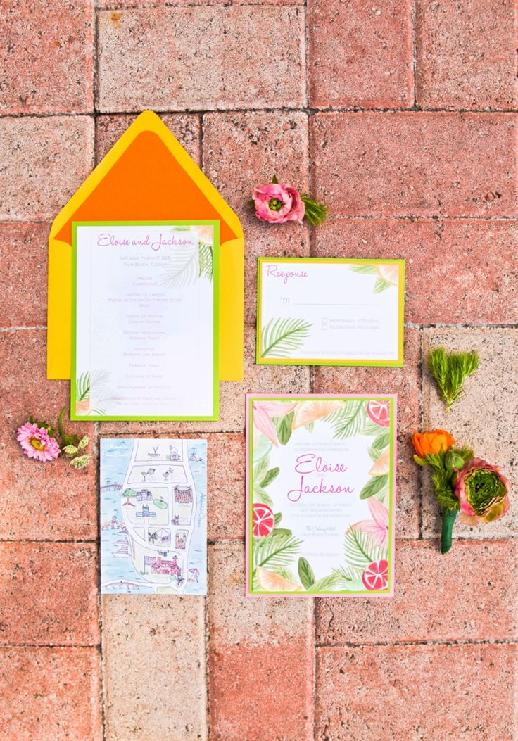 50 best Colorful Weddings images on Pinterest | Event planning ...