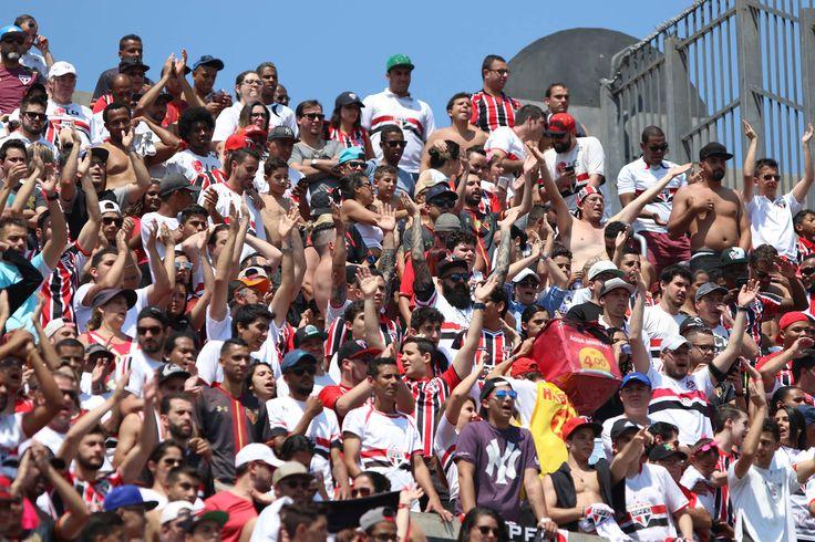 São Paulo vende 44 mil ingressos para clássico deste sábado, contra o Timão  #globoesporte