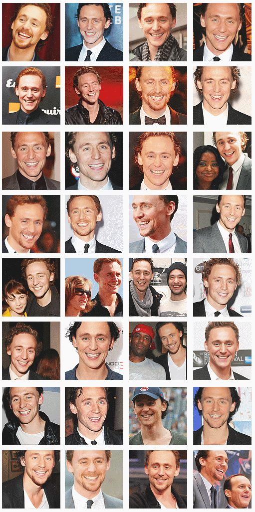 If looking at pictures of Tom Hiddleston smiling doesn't make you smile, your heart may have been taken by the Evil Queen.