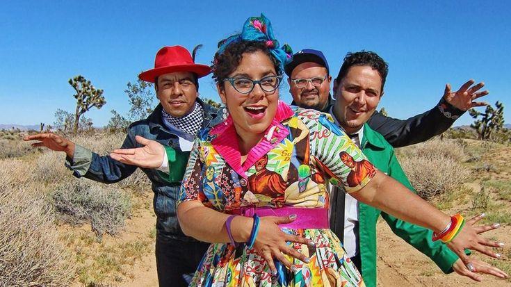 NBC News Praises La Santa Cecilia's Upcoming Visual Album 'Amar Y Vivir'