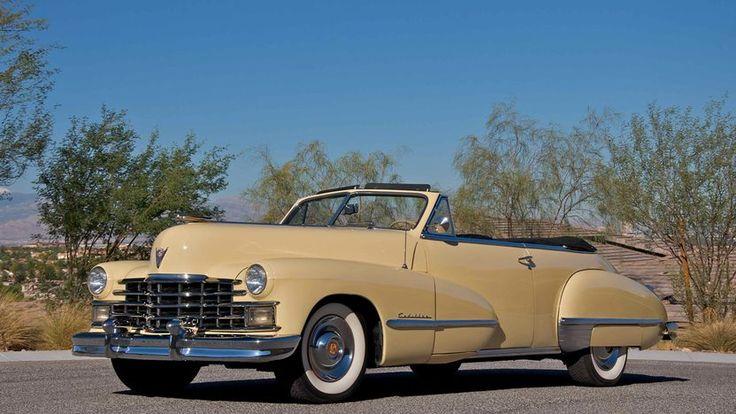 1947 Cadillac Series 62 Convertible | S96 | Kissimmee 2011
