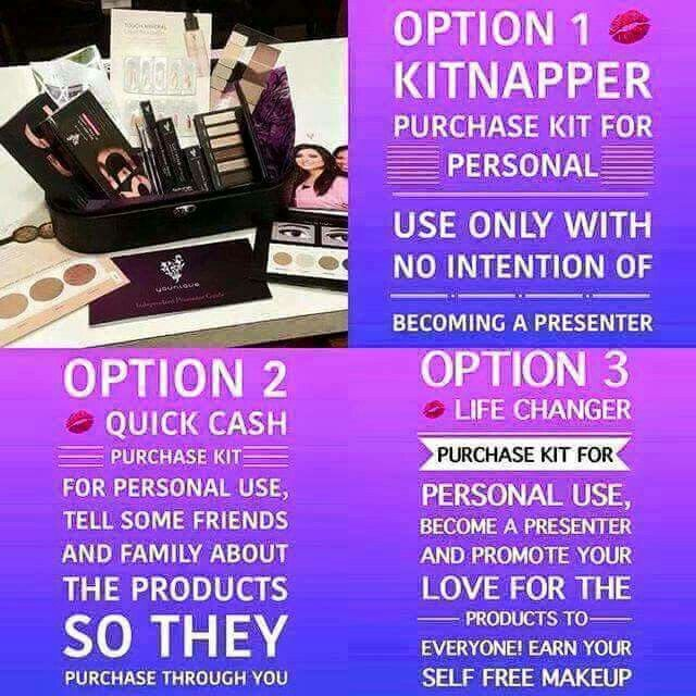 It speaks for itself! www.youniqueproducts.com/beautifulmakeupglobal