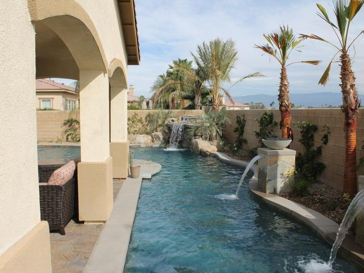 500 best backyard pools images on pinterest outdoor for Pool kings design