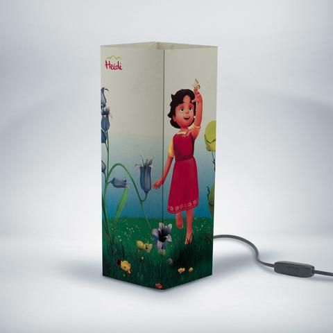 Lampada da Tavolo Heidi | W-LAMP    https://www.wellmade.store/collections/bambini