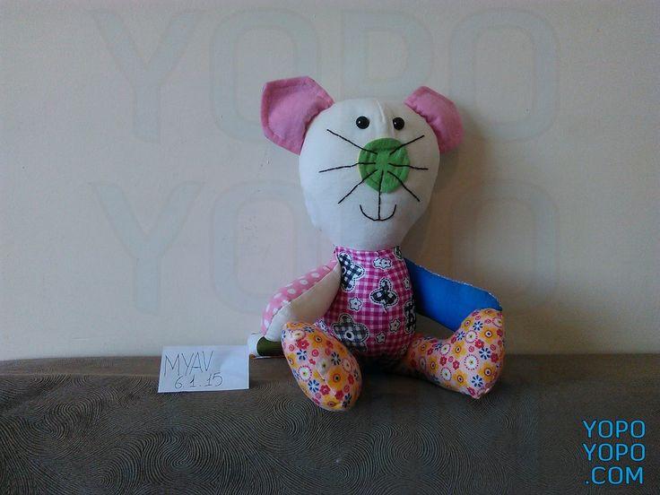 Oyuncak Sevimli Kedicik MYAV6115 Renk: Karma  Kumaş: Karma  İç Dolgu: Elyaf  Ebat: 40 cm  Fiyat: 30 TL  Açıklama: Saçı İp Püsküllüdür.  Kargo: Alıcıya Ait (Firmayı seçebilirsiniz)