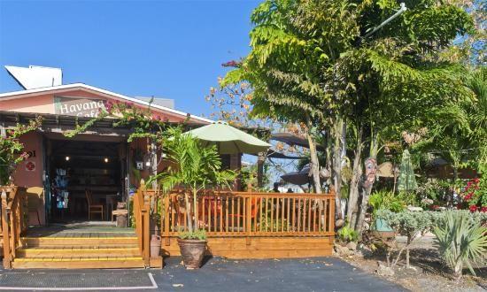 Havana Cafe In Chokoloskee, Florida