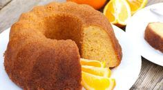 Bolo de laranja sem glúten: receita fácil leva só 6 ingredientes - Bolsa de Mulher