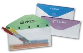 Promotional products that work: Pencil Case. Made in Canada.  Get yours at www.luscangroup.com