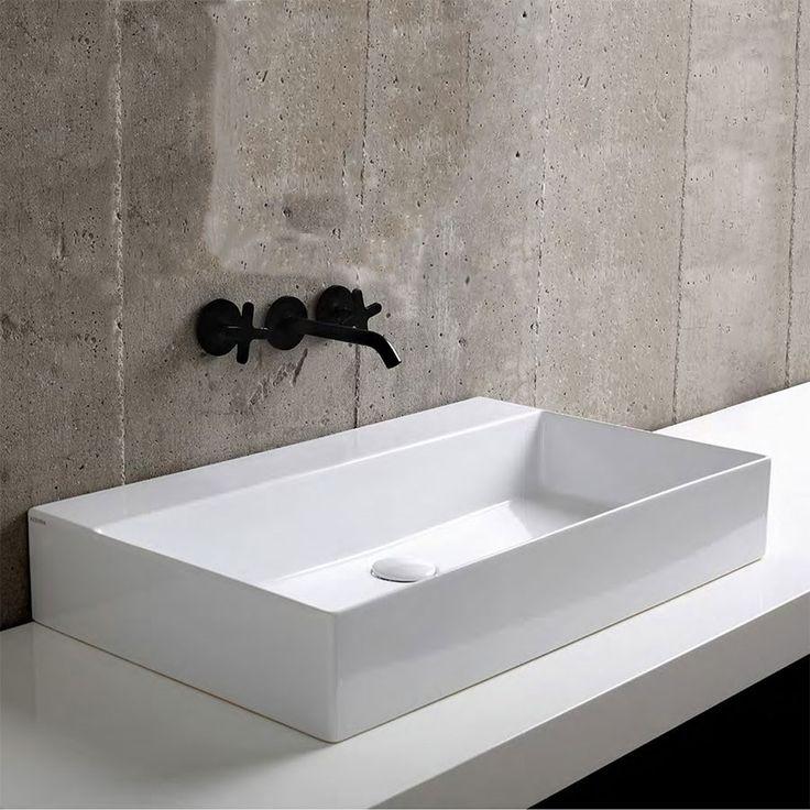 Håndvask Elegance Square<strong> Flere størrelser</strong>