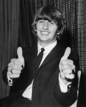 ビートルズ リンゴ・スターの画像
