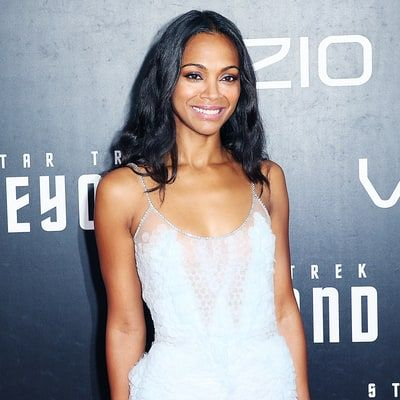 Zoe Saldana: 25 Things You Don't Know About Me ('My First Job Was at Burger King')