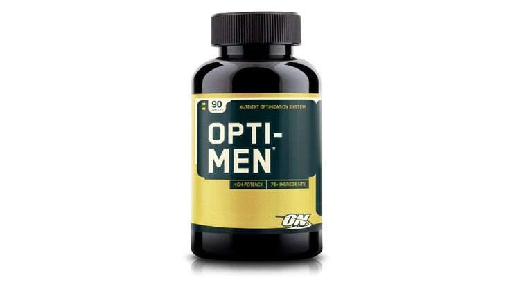Opti-Men (90 tabletta) - Optimum Nutrition - Bodynet.hu