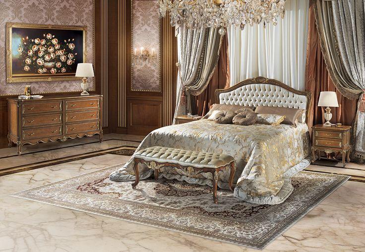 PACINI Italian classic bedroom furniture