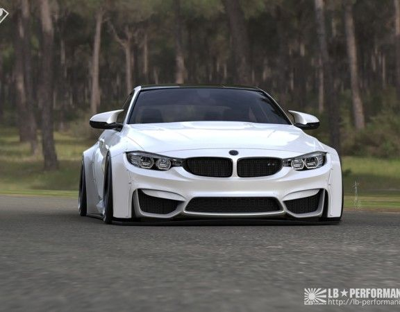 BMW M4 ibertywalk-usa