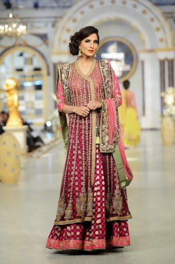 Pakistani Bridal Couture Wedding Dresses