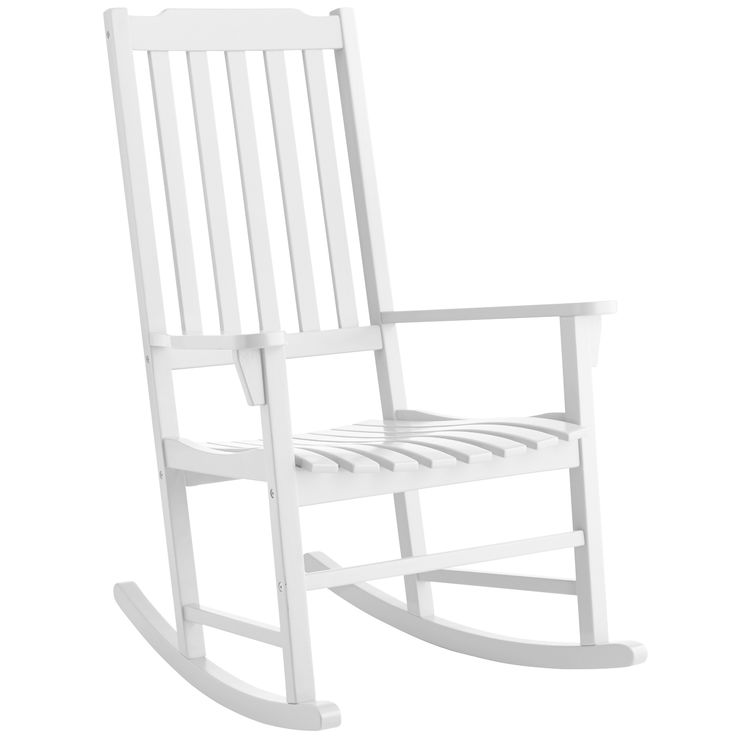 25 best ideas about White Rocking Chairs on Pinterest