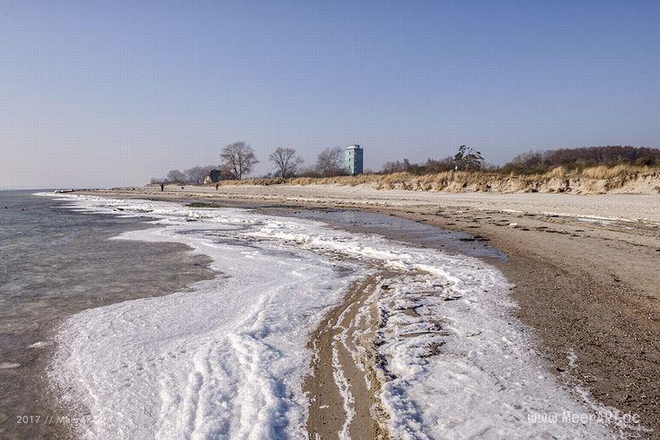 Die Ostsee im Winter  // #Nebensaison #Ostsee #Küste #Ostseeküste #Winter #Strand #Reizklima #MeerART / gepinnt von www.MeerART.de