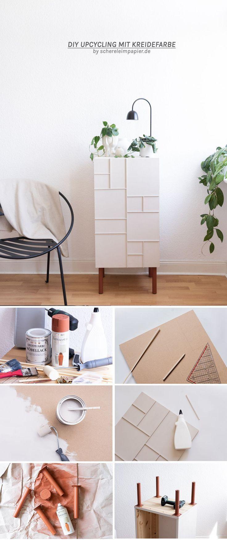 upcycling möbel selber bauen: vom alten holzschrank zum